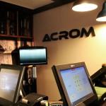 ACROM IMW2015 echipamente