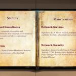 ACROM IMW2015 menu