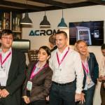 ACROM IMW2015 succes