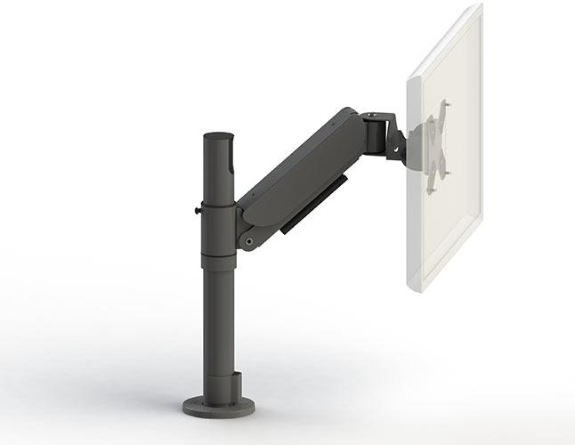 Suport monitor cu ajustare pe inaltime